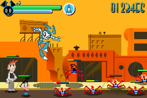 MLaaTR: The Unnamed GBA Game by FrankRT