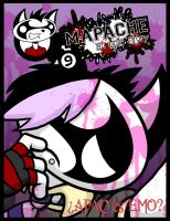 MAPACHE an epic story 9: EMO by mapacheanepicstory