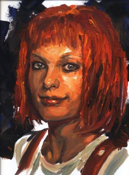 Leeloo by vee209