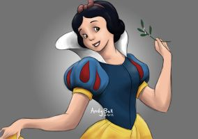 10 Days - Snow White by ShadowedImages