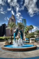 Houston Texas HDR by nat1874