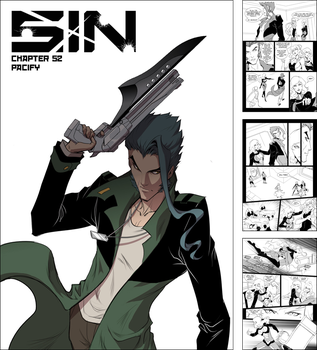 SIN: Chapter 52 by Quirkilicious