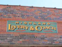 Highland Livery and Coach by cosmiccastaway2001