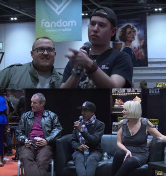 Question for Danny [London MCM Expo / Comic-Con] by DoctorWhoOne