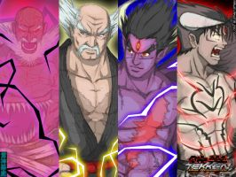 Tekken: The Cursed Bloodline by TheALVINtaker