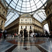 Postcard from Milan 02 by JACAC