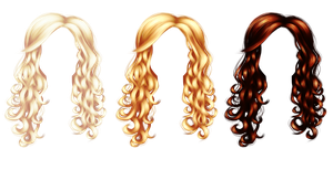 Hair PNG by TheGuillotine3