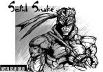 Solid Snake MGS1 by DiegoE05