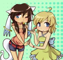 Puella Cuties by Linkerbell