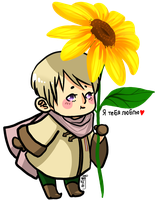 APH: CUTIE 5EVER by kagepoopoo