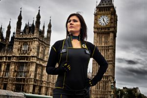 Mass Effect: Westminster Miranda Lawson. by IXISerenityIXI