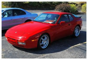 A 1987 Porsche 944 Turbo by TheMan268