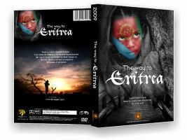 The way to eritrea DVD cover by M-AlJabarty