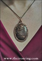 Cersei's pendant by TheIronRing