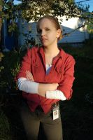 Elena Fisher Cosplay Uncharted 3 by LadyofRohan87
