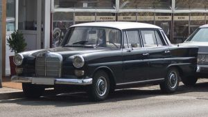 Mercedes Benz -190C-1 by bhorwat