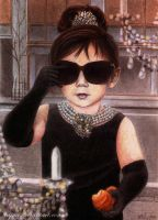 Adora's breakfast at Tiffany's by eajna