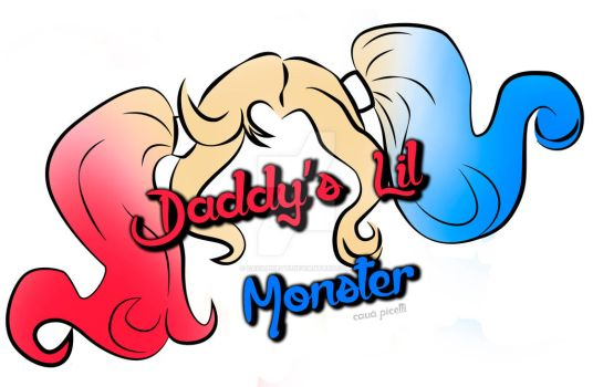 Daddy's Lil Monster by cauapicetti