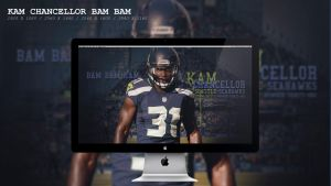 Kam Chancellor Bam Bam Wallpaper HD by BeAware8