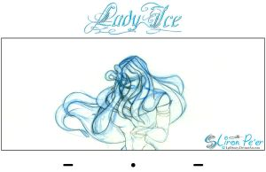 Lady Ice Rough 40 by LPDisney