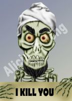 Achmed the Dead Terrorist by AliceYung