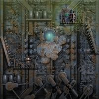 Rhythm of the Machines by VolatilePlums