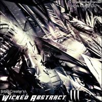 Wicked Abstract III by SilphCreator