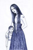 Gothic Mother by dashinvaine