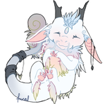 I'm a cute DRAGON, you know?! by Fucal