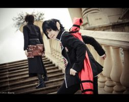 Ao no Exorcist by Bakasteam