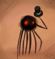 Daddy Longlegs by LaughingSkeleton