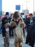 LondonFurs Fursuit Walk 18/01/2014 5 by ggeudraco