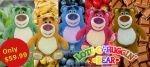 Lotso Other Colors by OakStory