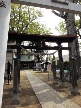 Yasaka Shinto shrine by Kurokikyou