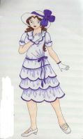 Miss Dorothy- Only in New York by unusual-filament
