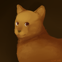 Cat Painting Thing by JAYWlNG