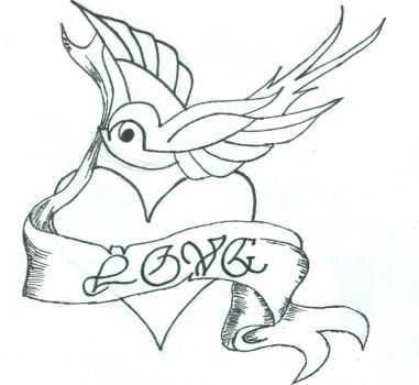 tattoo design by MusicForLife13