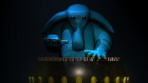 Max Rebo 3D VIDEO by Ralex51