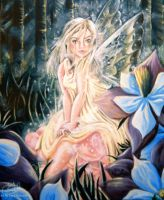 Faery by Paranoid-Duckkie