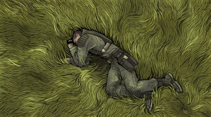 Sleep well, stalker by mrozna