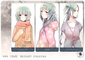 HH: Time Warp Meme ver. Maiko by soemei