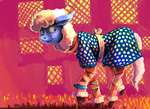 A Sheep in Mare's Clothing by sharpieboss