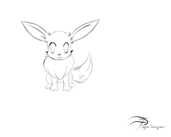 Eevee by Dawn079