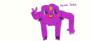 LSP: PEACE BABE by keerou