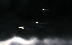 first ever drake fleet image by HaseoYashimora