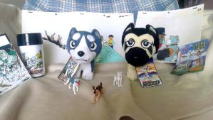 My Ginga Collection by BlueDreamerr