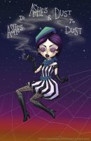 James and the Giant Peach - Miss Spider by HeyThereYoungDreamer