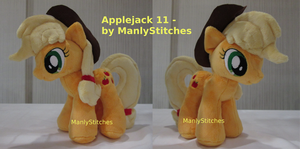 Applejack #11 by ManlyStitches