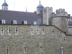 Tower of London: side wall by loverofbeauty