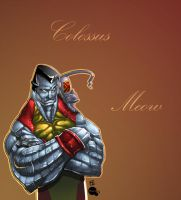 Colossus and meow by pancreas